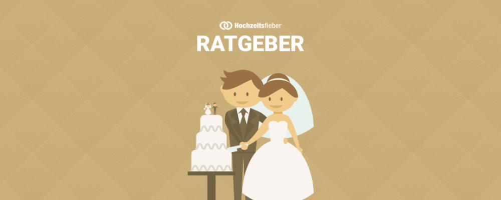 Die richtige Hochzeitsplanung